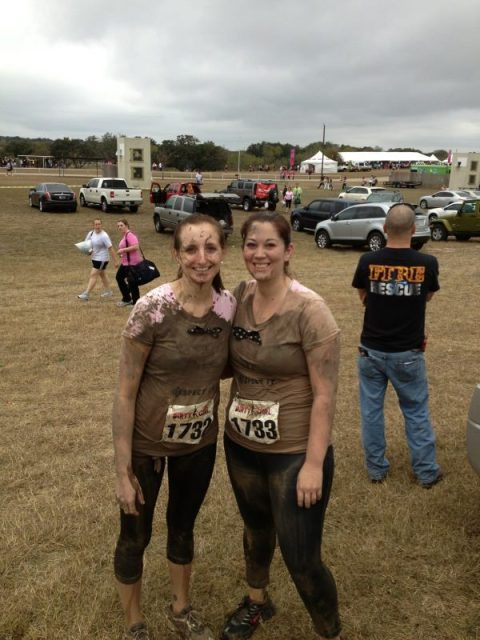 Dirty Girl Mud Run 2012